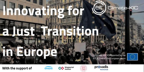 Innovating for a Just Transition in Europe tickets