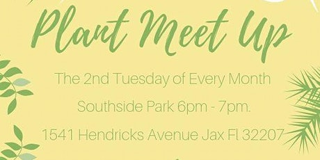 Plant Meet Up tickets