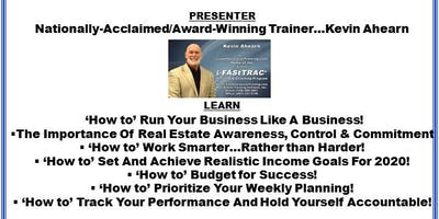 2020 Agent Goal Setting & Business Planning Workshop