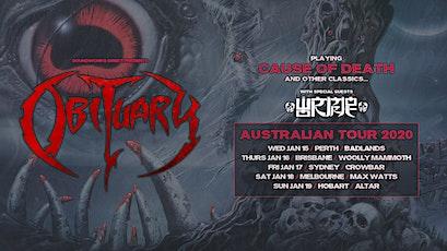 OBITUARY - Perth tickets