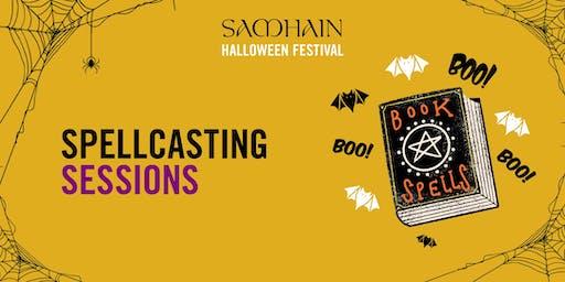 Samhain Festival: Spellcasting Sessions