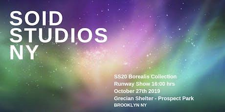 Soid Studios SS20 tickets
