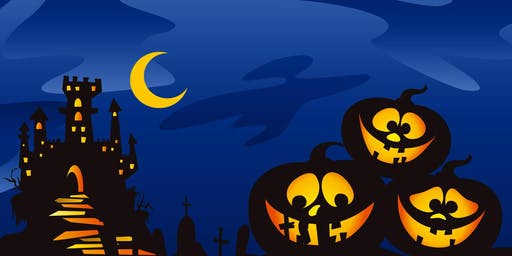 Family Halloween Party - £10.00 per person