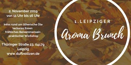 Leipziger Aroma-Brunch Tickets