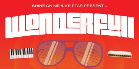 WONDER-Full XI - Tribute Party To The Music of Stevie Wonder | DJ Spinna  tickets