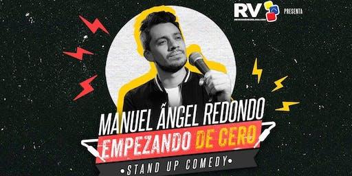 Manuel Ángel Redondo Empezando  de Cero en Barcelona