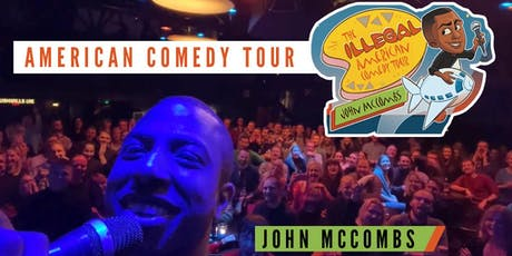 John McCombs | The Illegal American Comedy Tour Tickets