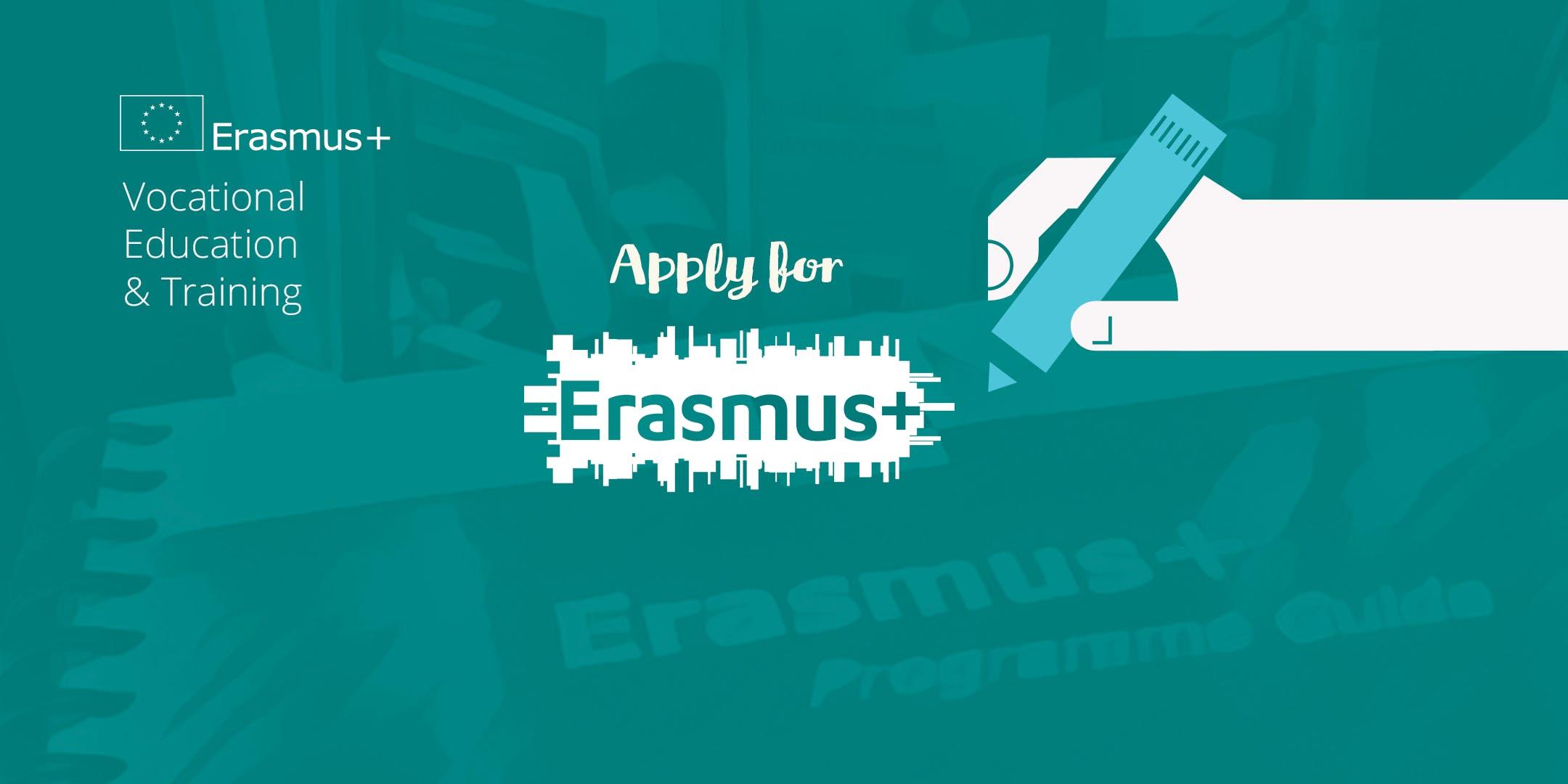 Erasmus VET Application Workshop