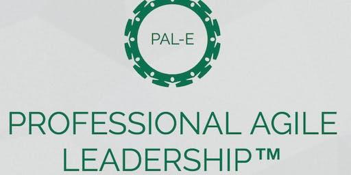 Official Scrum.org Professional Agile Leadership Essentials by John Coleman (Baku)