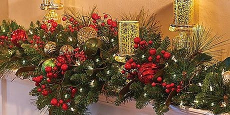 Christmas Garland Workshop tickets