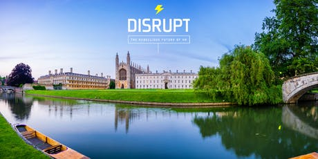 DisruptHR Cambridge #2 tickets