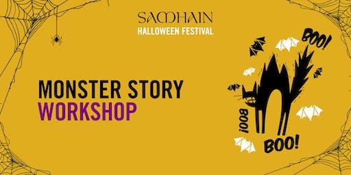 Samhain Festival: Monsters Ghost Story Workshop