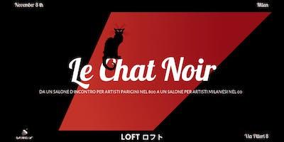Le Chat Noir De Milan