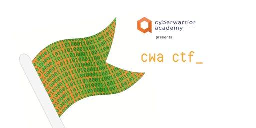 CyberWarrior CTF - Cybersecurity Awareness Week