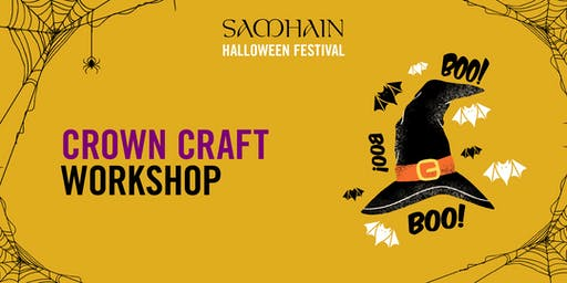 Samhain Festival: Crown Craft Workshop