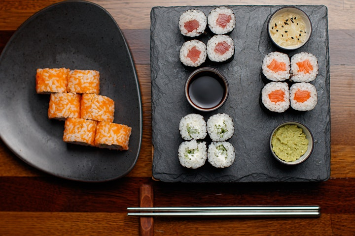 Sake & Sushi Tasting at Bonsai Bar by Dylan McGrath image