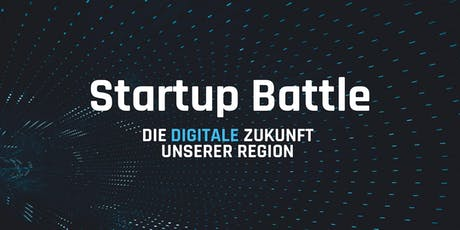 Future of our Region - Startup Battle Tickets