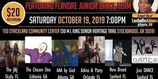 """IAmFlaVore Productions  """"A Magical Evening Of Dance"""""""