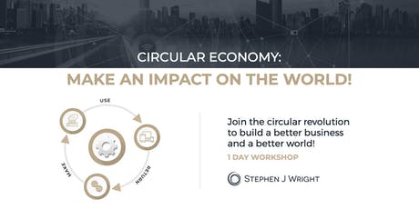 Apply Circular Principles to Your Business Model // One-Day Workshop tickets