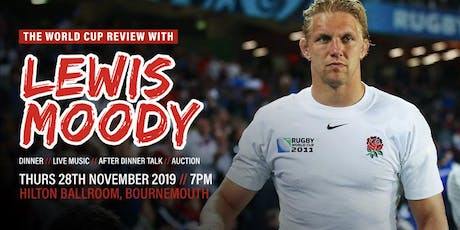 The World Cup Review with Lewis Moody tickets