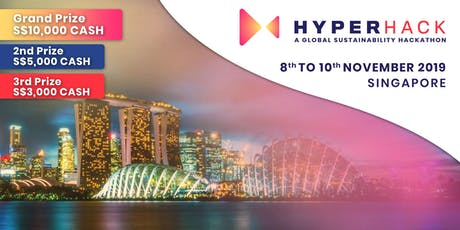 HyperHack 2019 tickets