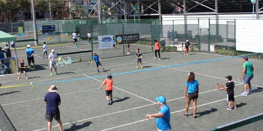 Net Generation Kids and Family Day at the Delray Beach Open by VITACOST.com