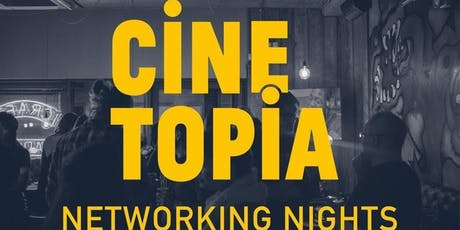 Cinetopia October Networking Night with ESFF tickets