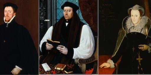 Tudor Portraits - Martyrs, Merchants and Monarchs