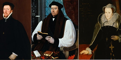 Tudor Portraits - Martyrs, Merchants and Monarchs