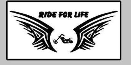 Ride for Life Poker Run tickets