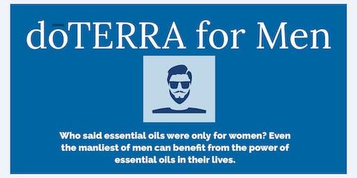 doTERRA for Men Essential Oils