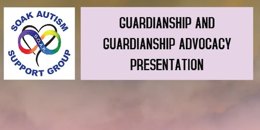 Guardianship and Guardianship Advocacy (Lite) Presentation