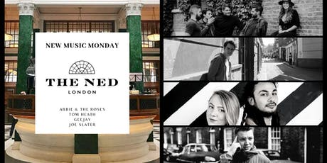 New Music `Mondays @ The Ned   November 11th tickets