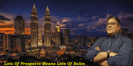 Effective and Powerful Prospecting - Get QUALITY Leads Like Sales Superstar tickets