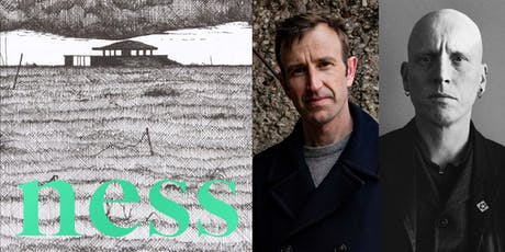 Ness: Robert Macfarlane and Stanley Donwood in conversation tickets