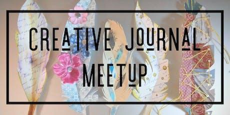 Creative Journal Meetup: Gratitude  tickets