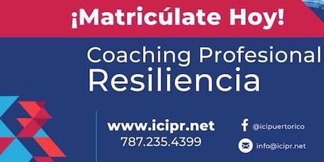 Especialidad en Resiliencia tickets