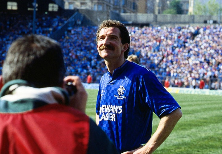 An Evening with The Magnificent Graeme Souness image