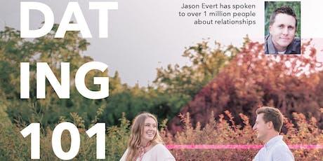 Jason Evert's Dating 101 at OSU tickets