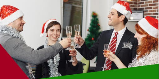 Christmas Networking Drinks by Eboracum Networking