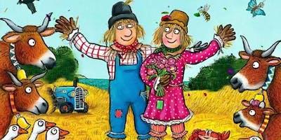 Story Explorers - The Scarecrows' Wedding - Oxton - Wednesday