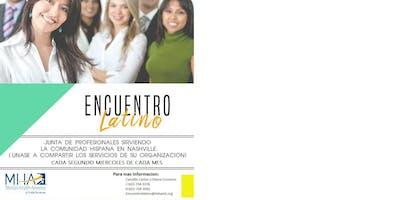 November 2019- Encuentro Latino
