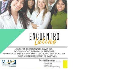 November 2019- Encuentro Latino tickets