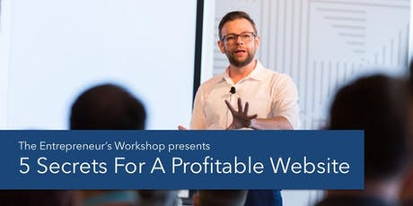 5 Secrets For an Incredible Website tickets