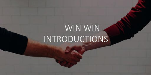 Win Win Introductions Seminar