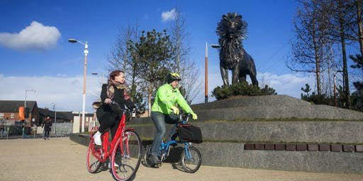 Cycle Training for Adults - Total Beginner (Belfast)