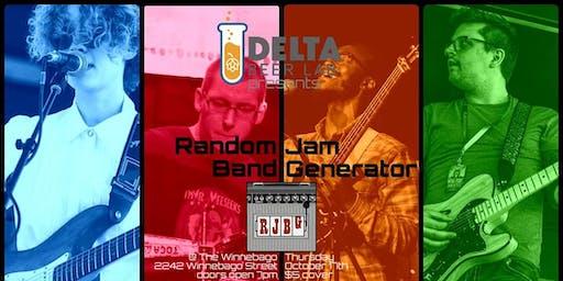 Random Jam Band Generator