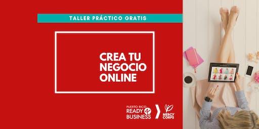 Taller práctico: Crea tu negocio Online