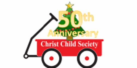 Christ Child Society of Akron 50th Annual Red Wagon Luncheon & Artisan Fair tickets