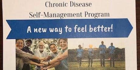 Chronic Disease Self-Management Program tickets